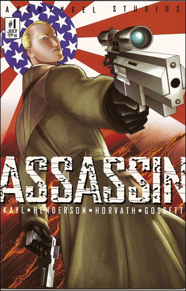 Assassin (2003) 1-B by Archangel Studios
