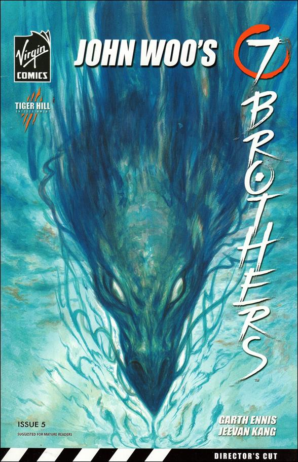 7 Brothers (2006) 5-A by Virgin Comics
