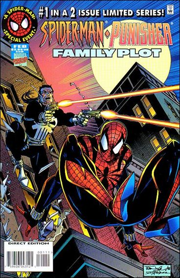 Spider-Man/Punisher: Family Plot 1-A by Marvel