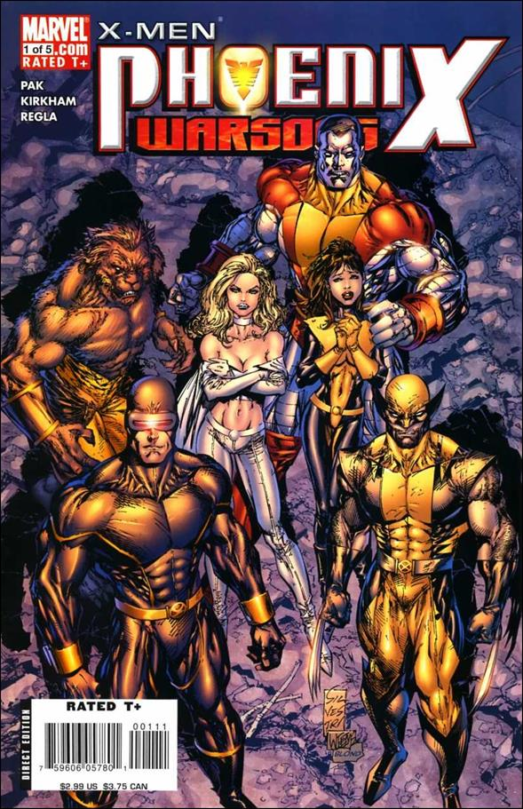 X-Men: Phoenix - Warsong 1-A by Marvel