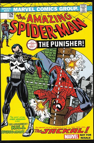 Amazing Spider-Man (1963) 129-D by Marvel