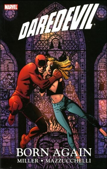Daredevil: Born Again 1-G by Marvel