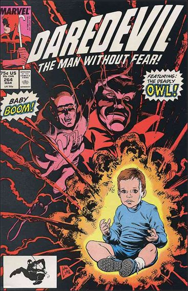 Daredevil (1964) 264-A by Marvel