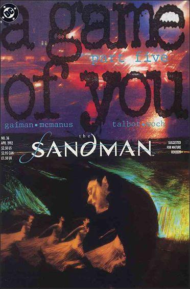 Sandman (1989) 36-A by Vertigo