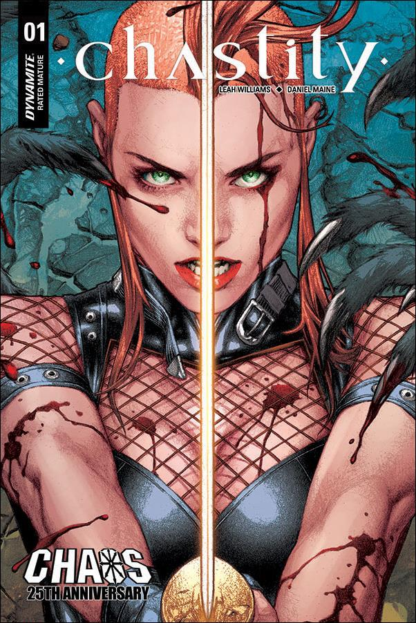 Chastity (2019) 1-G by Dynamite Entertainment