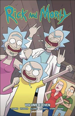 Rick and Morty 11-A