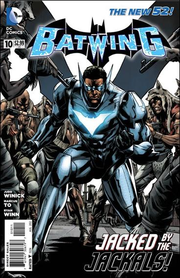 Batwing 10-A by DC