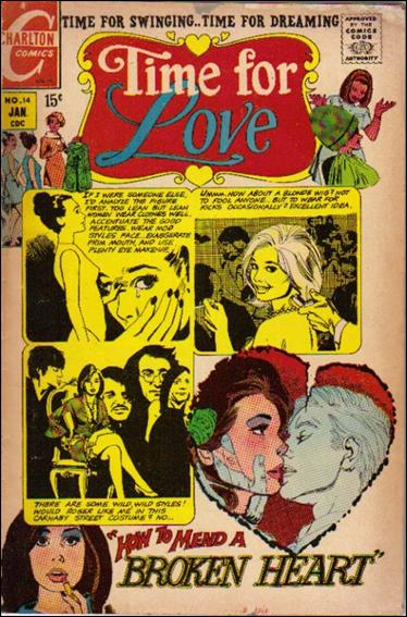 Time For Love (1967) 14-A by Charlton
