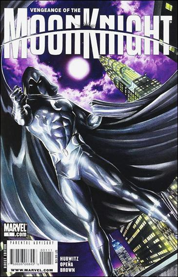 Vengeance of the Moon Knight 1-B by Marvel