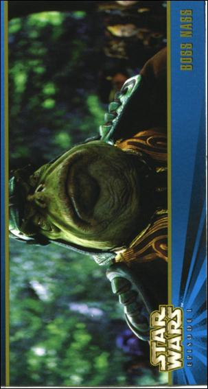 Star Wars: Episode I Widevision: Series 2 (Base Set) 9-A by Topps