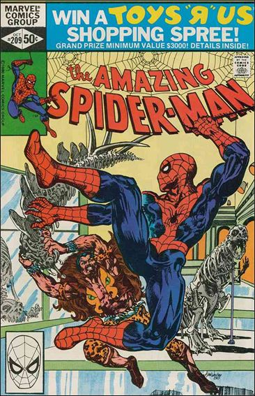 Amazing Spider-Man (1963) 209-A by Marvel