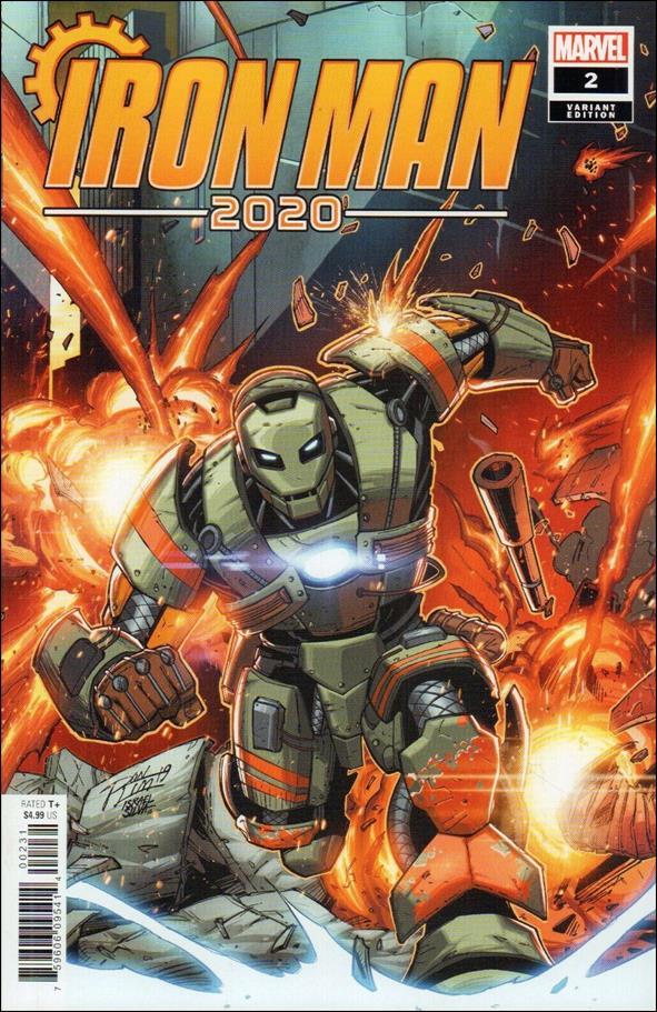Iron Man 2020 (2020) 2-C by Marvel
