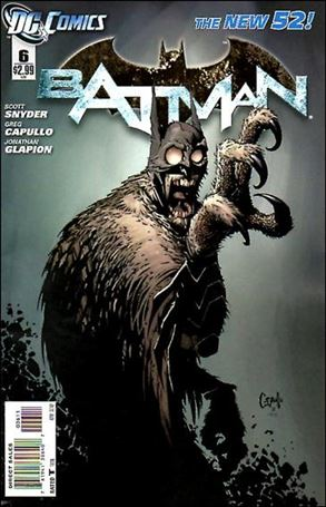 Batman (2011) 6-A