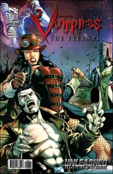 Grimm Fairy Tales Presents Vampires: The Eternal 1-A by Zenescope Entertainment