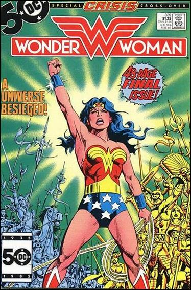 Wonder Woman (1942) 329-A by DC