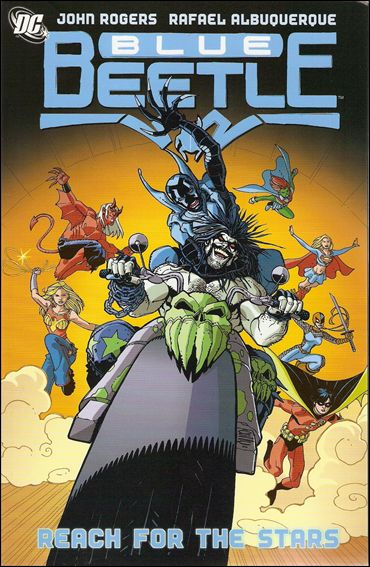 Blue Beetle 3-A by DC