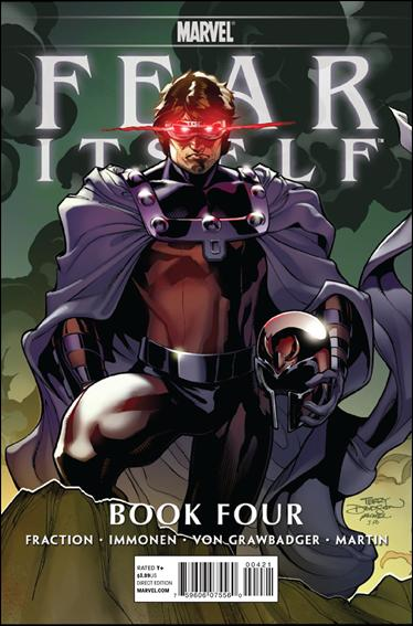 Fear Itself 4-C by Marvel
