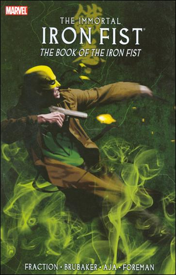 Immortal Iron Fist 3-A by Marvel