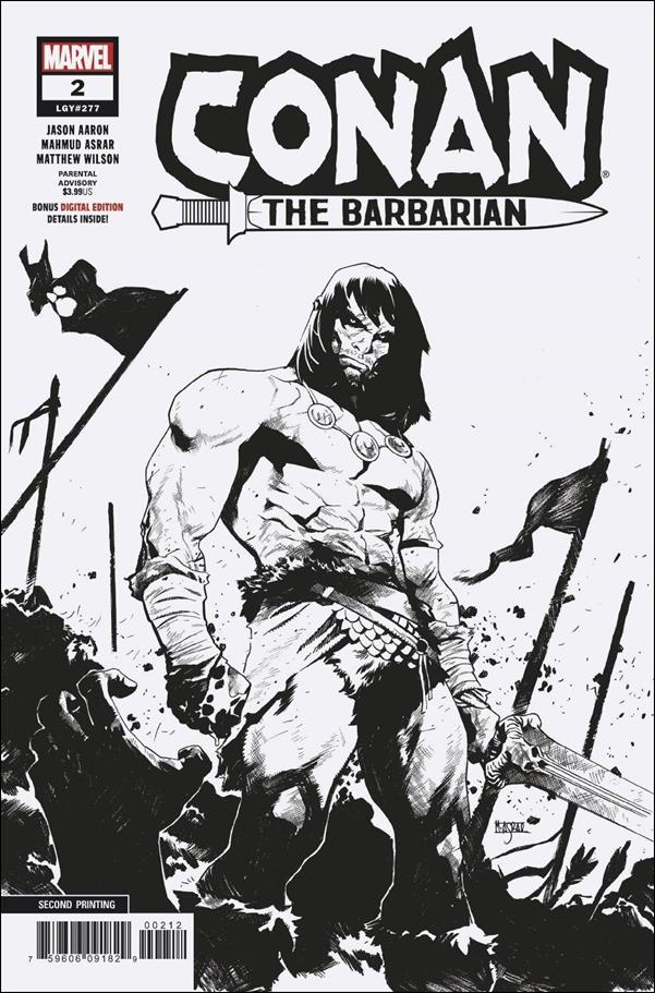 Conan the Barbarian (2019) 2-F by Marvel