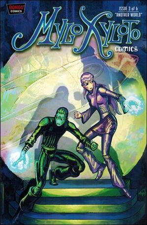 Mylo Xyloto Comics 3-A