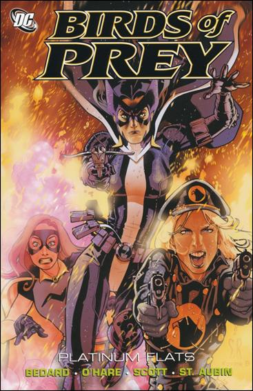 Birds of Prey 12-A by DC