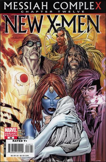 New X-Men (2006) 46-B by Marvel