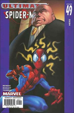 Ultimate Spider-Man (2000) 49-A