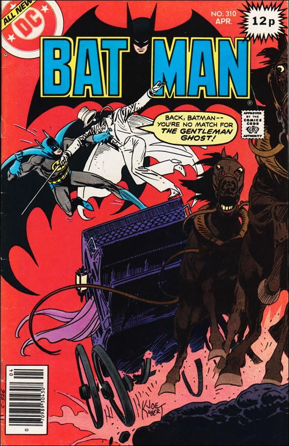 Batman (1940) 310-B by DC