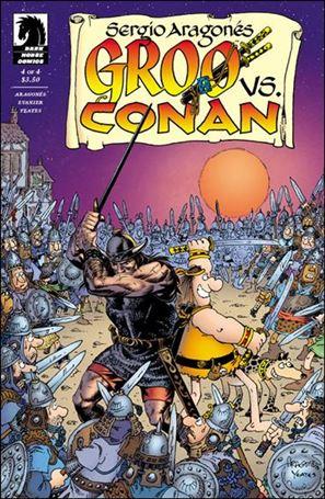 Groo vs. Conan 4-A