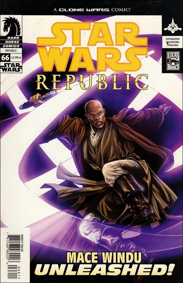 Star Wars/Star Wars Republic 66-A by Dark Horse