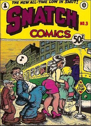 Snatch Comics 3-B