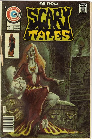 Scary Tales 3-A by Charlton