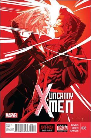 Uncanny X-Men (2013) 35-A