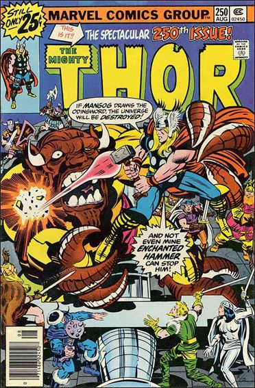 Thor (1966) 250-A by Marvel