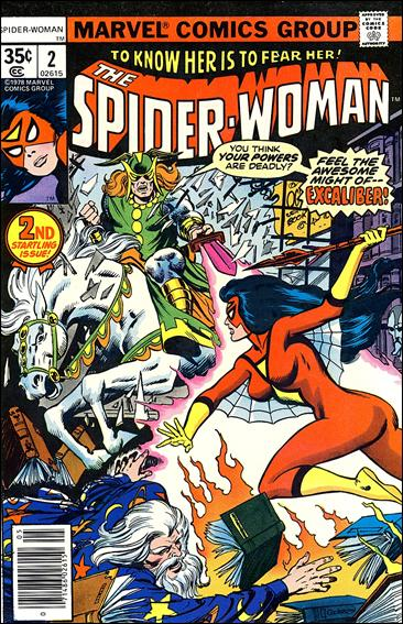 Spider-Woman (1978) 2-A by Marvel