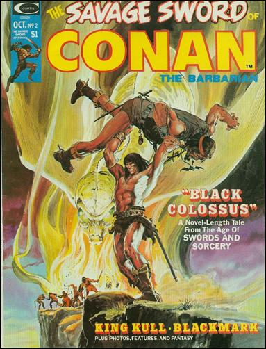 Savage Sword of Conan (1974) 2-A by Marvel