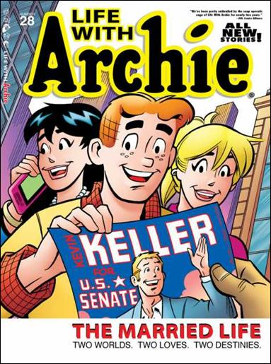 Life with Archie (2010) 28-A by Archie
