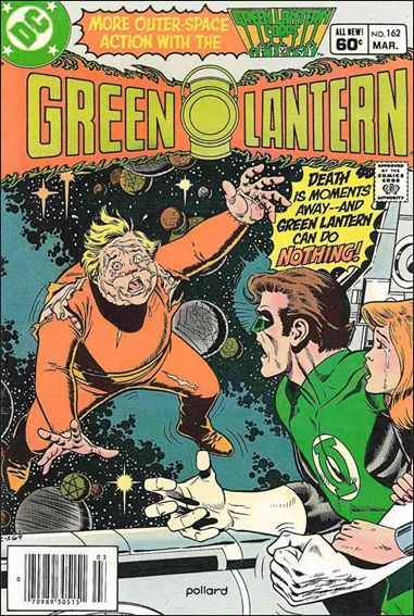 Green Lantern (1960) 162-A by DC