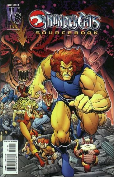 ThunderCats Sourcebook 1-A by WildStorm