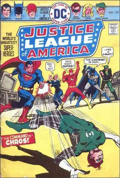 Justice League of America (1960) 127-A by DC