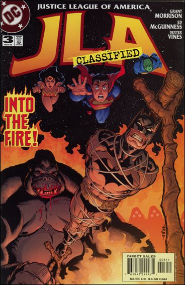 JLA: Classified 3-A by DC