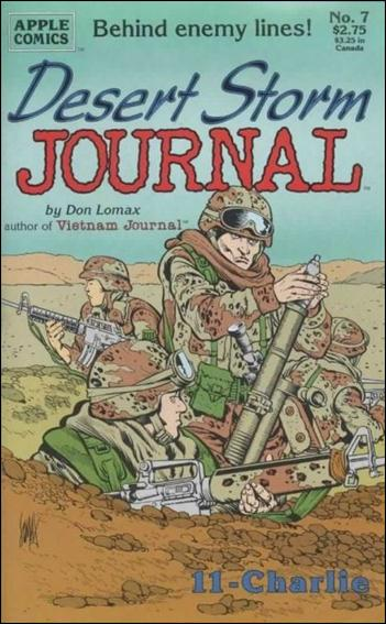 Desert Storm Journal 7-A by Apple