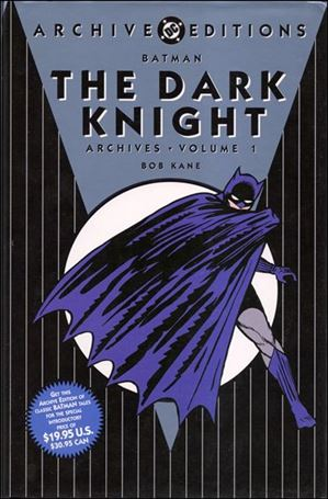 Batman: The Dark Knight Archives 1-C