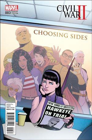 Civil War II: Choosing Sides 3-B
