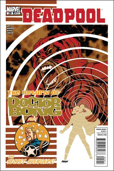 Deadpool (2008) 29-A by Marvel