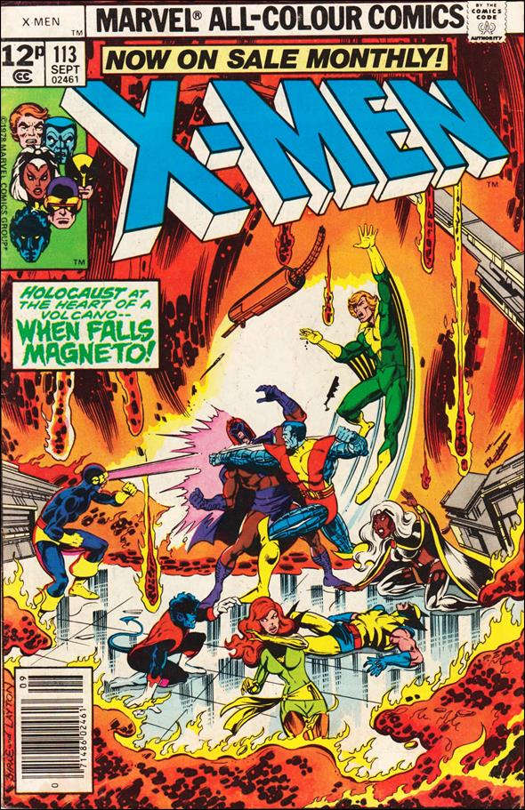 X-Men (1963) 113-B by Marvel