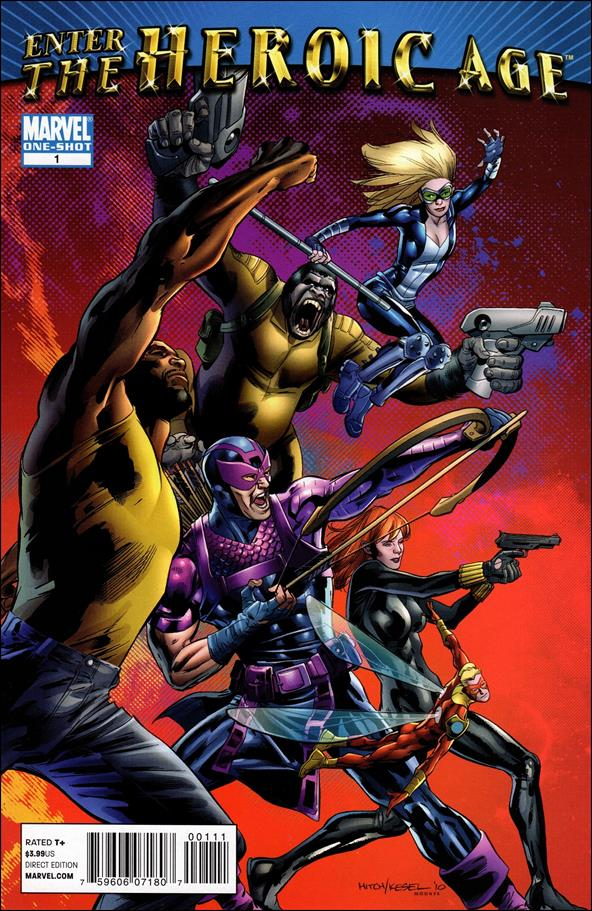 Enter the Heroic Age 1-A by Marvel