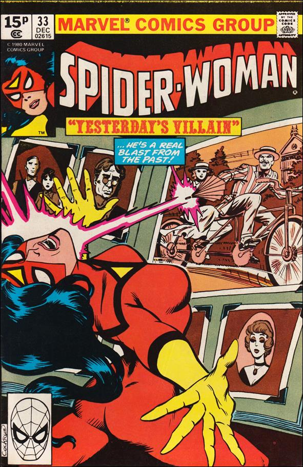 Spider-Woman (1978) 33-B by Marvel