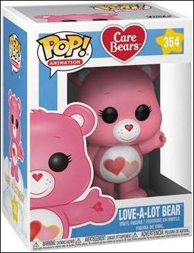 POP! Animation Love-A-Lot Bear by Funko