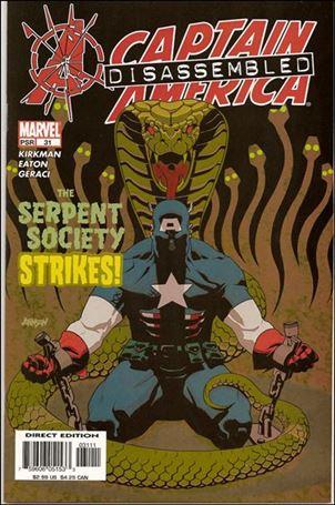 Captain America (2002) 31-A